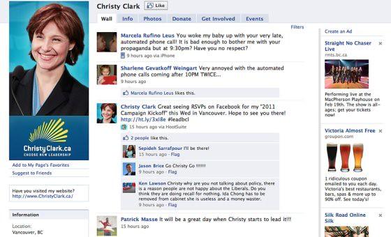 Clark campaign calls dissed