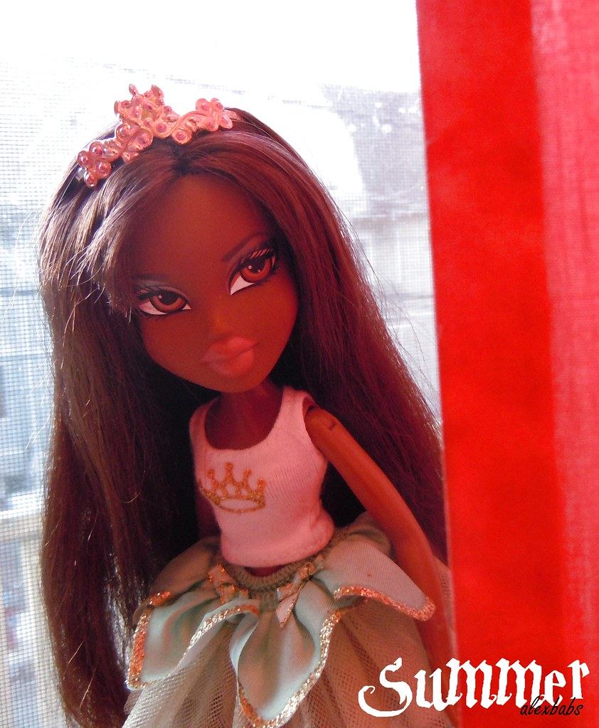 Summer Knight for Bratz Next Doll Model C.7!