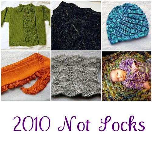 notsocks 2010 mosaic
