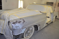 """1956 Lincoln Continental Mark II • <a style=""""font-size:0.8em;"""" href=""""http://www.flickr.com/photos/85572005@N00/5330385133/"""" target=""""_blank"""">View on Flickr</a>"""