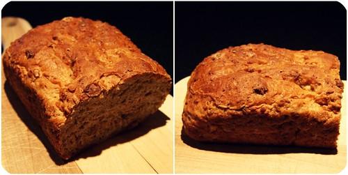 Granola Bread