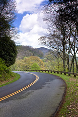 The Blue Ridge Parkway in May (Rob Travis) Tags: may blueridgeparkway devilscourthouse westernnc brpw robtravis ncinmay