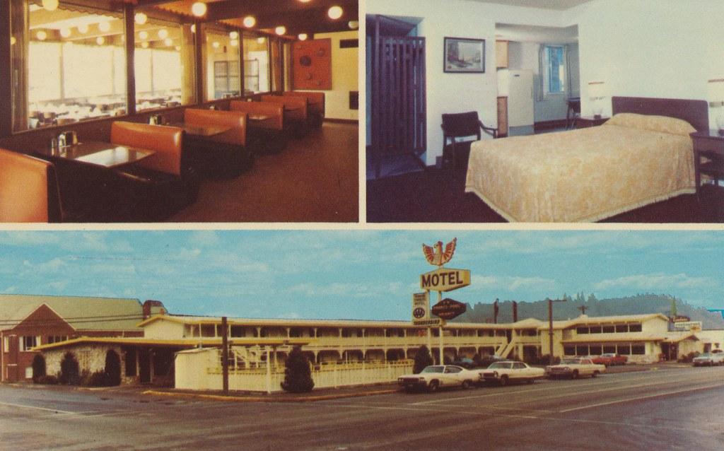 Thunderbird Motel & Restaurant - Shelton, Washington