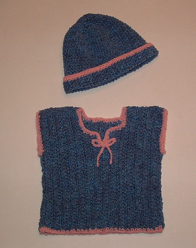 Newborn Baby Sweater Vest