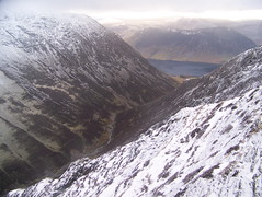 Grasmoor, Crummock Water, Melbreak and Hopegill Photo
