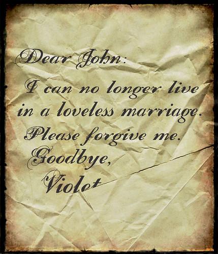Dear Google letter