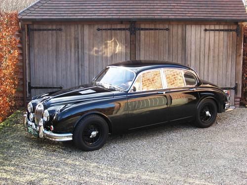 Jaguar MkII (1961) LHD