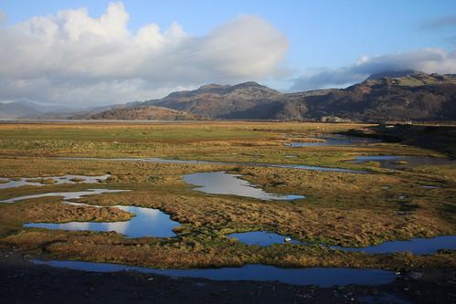 Mawddach Estuary and Cadair Idris