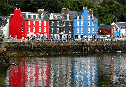 Villages of Scotland - Tobermory 1             (5 pictures) by jackfre2 (away on vacation for 15 days)