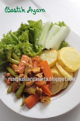 Bestik Ayam