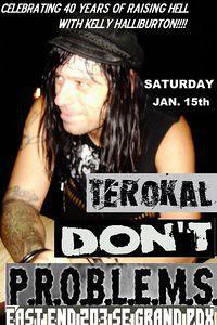 1/15/11 Terokal/Don't/Problems
