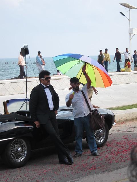 Malayalam cinema star Mammootty