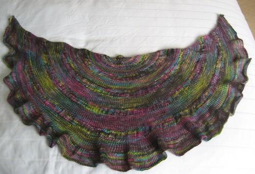 shawl flat