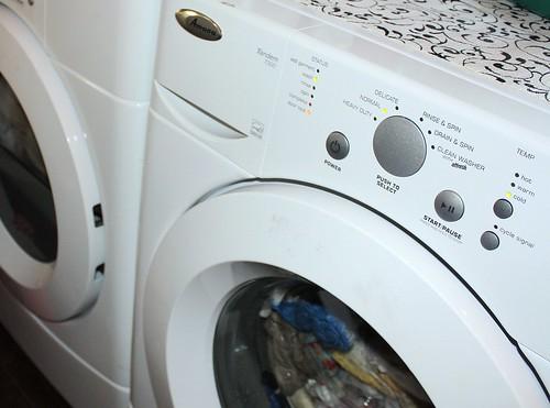 Laundry Marathon