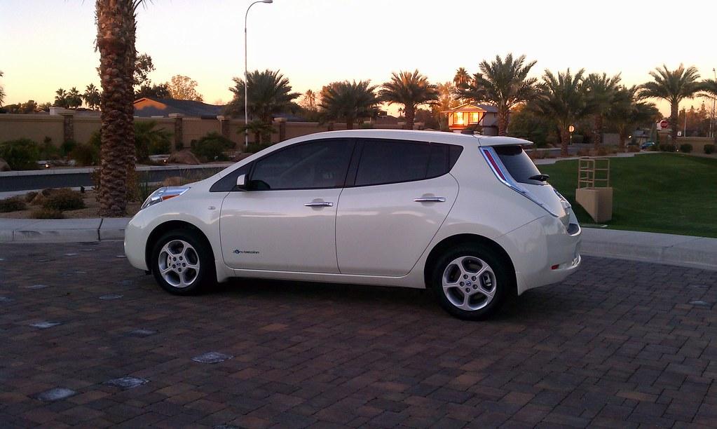Window Tinting My Nissan Leaf Forum