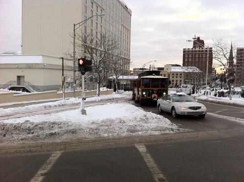 Atwells Avenue at Service Road