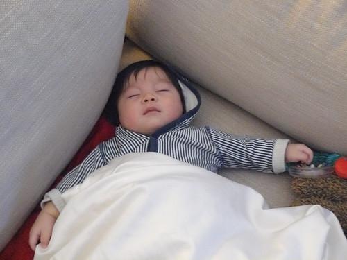 No Swaddle sleep