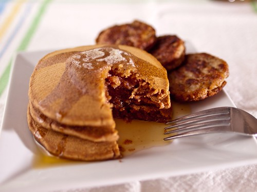 Food: Kerbey Lane Gingerbread Pancakes