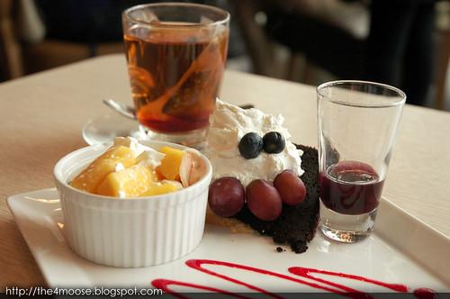 Tokyo Deli Cafe - Afternoon Tea Set