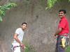 Mitesh and Jaggi, our guide (Gogolcat) Tags: india climbing ramanagaram