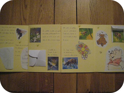lapbook abeille 4