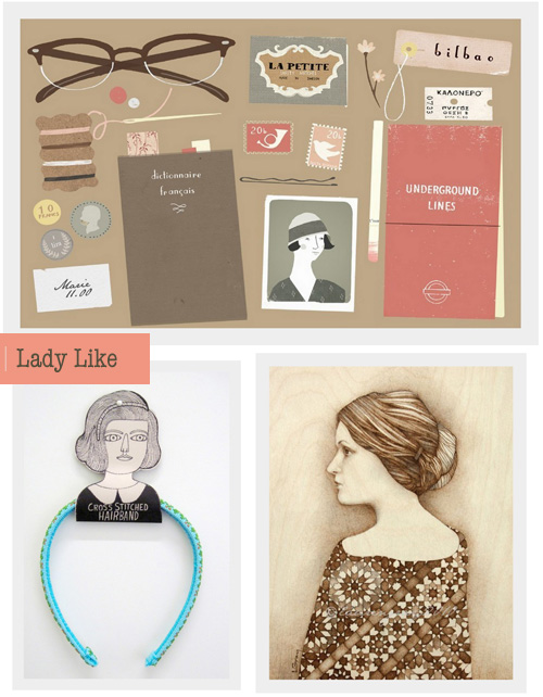 Etsy Take Five Tuesday