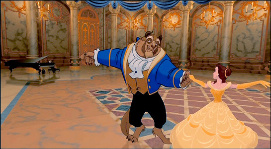 beauty-and-the-beast dancing