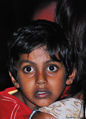 Mauritius (IL GIUSTO) Tags: november portrait holiday eyes nikon child indian occhi sguardo tropic mauritius ritratto 2010 divali d60 andreaferri ilgiusto