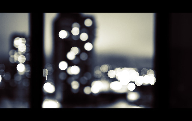 #19/365 | Night bokeh