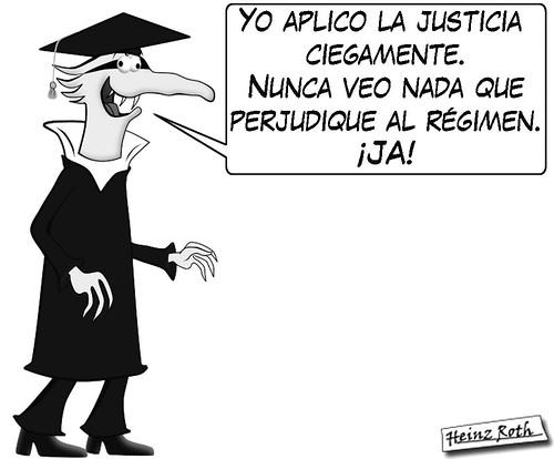 Resultado de imagen de la justicia es ciega
