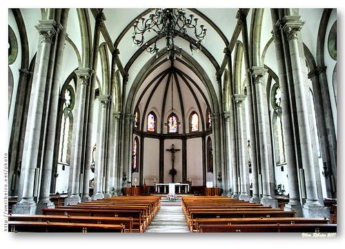 Interior da igreja Nova de São José #3 by VRfoto
