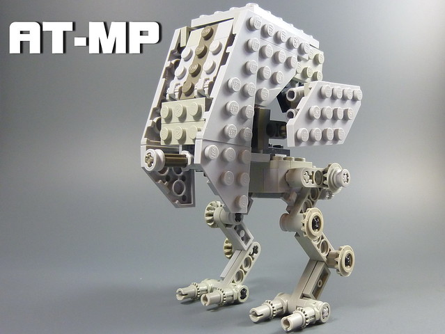 AT-MP (with opened rocket launchers )