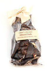 :aura's Chocolates Almond Bark