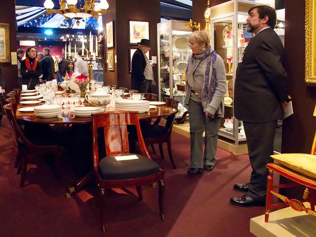 Antiques Show, 2011