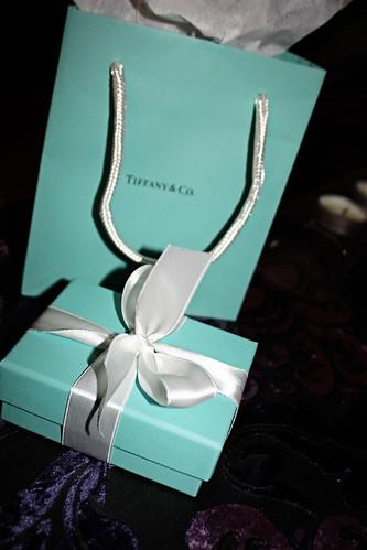 Tiffany - box
