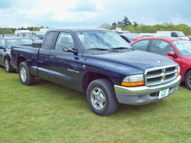 usa pickup dodge 1990s 2000s