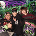 Matt Zack And Dennis Andersen (driver of Grave Digger)