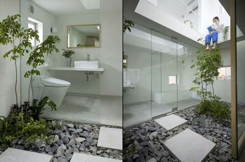 garden inside small nagoya house-.renttoown.ph : landscape-inside-house - designwebi.com