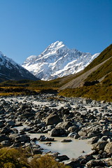 Hooker Valley (mthomson34) Tags: new zealand valley hooker