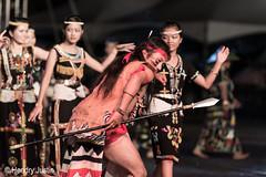 _NRY5612 (kalumbiyanarts colors) Tags: sabah cultural dayak murut murutdance kalimaran2104 murutcostume sabahnative