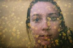 botanical (Mara Whitehead) Tags: 35mm film minolta photography candid life mara whitehead marathemermaid marawhitehead overlay portrait