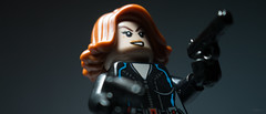 Black Widow (delgax) Tags: lego miniature minifigure minifigures minifig marvel blackwidow avengers avenger toyphotography toy toys delgax comic comics comicbook