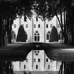 Royaumont Abbey, France (Ian Bramham) Tags: royaumont cistercian abbey france photo ianbramham