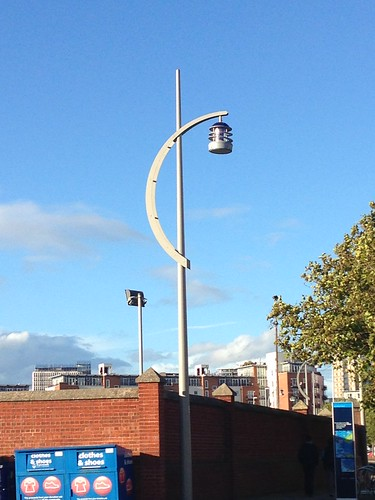 Lampadaire in Portsmouth
