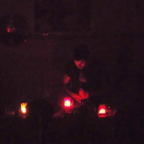 13.11.2010 - Klirrbar Fest: Oscillating Innards