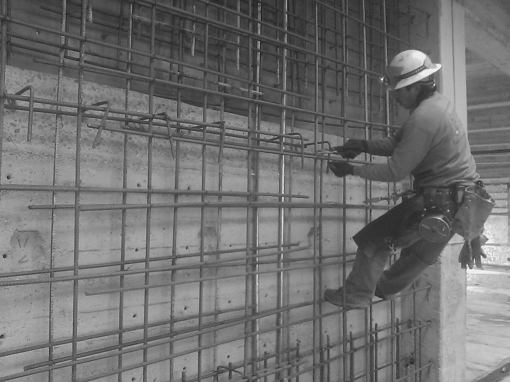 The World's Best Photos of ironworker and rebar - Flickr Hive Mind