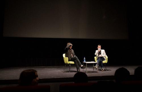 Tim Burton @ TIFF Lightbox