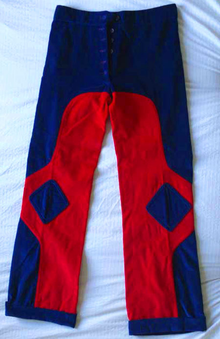 Mr Freedom trousers
