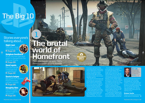PlayStation Official Magazine UK Issue 52