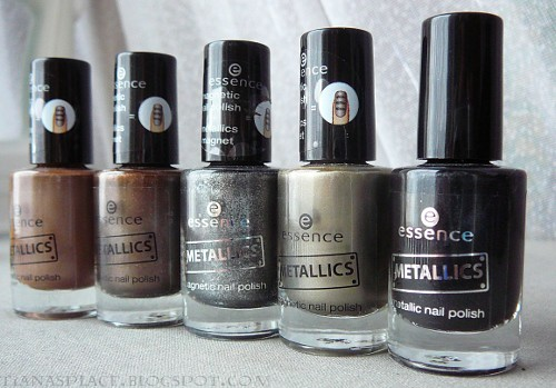 Essence - Metallics collection #2